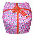 Christmas theme cube Footstool for indoors or Outdoors