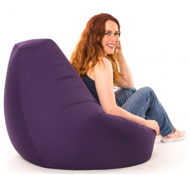 Adult Highback Beanbag