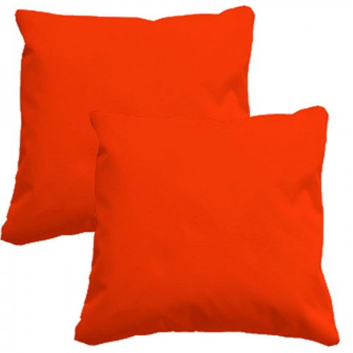 Set of 2 water resistant cushions