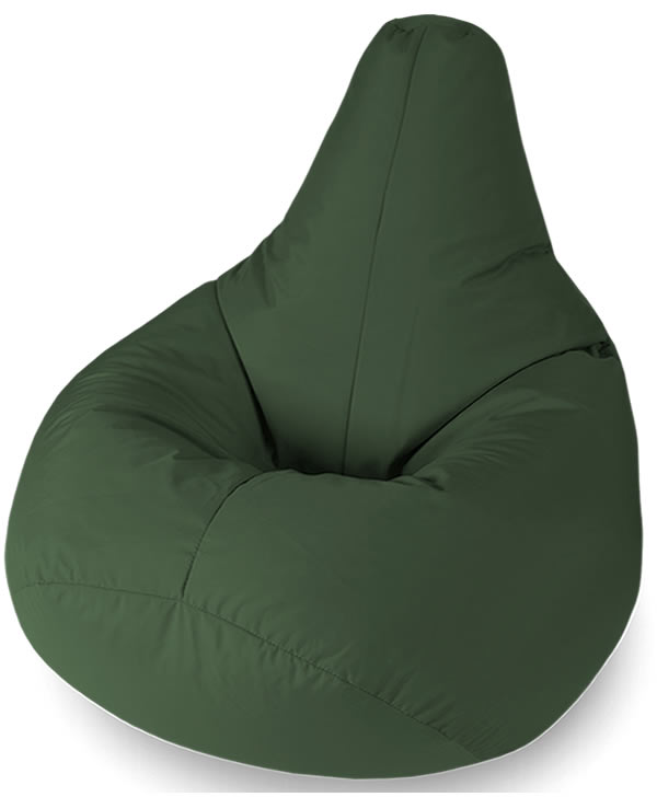 Lovely OUTDOOR HIGHBACK OLIVE Review - Beautiful big bean bags for adults Simple